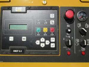 W zależności od modelu, agregaty mają także różne panele sterowania