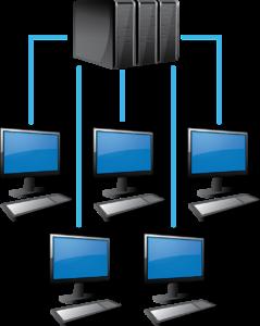 Agregaty prądotwórcze umożliwiają nieprzerwane działanie całych sieci komputerów w urzędach i firmach