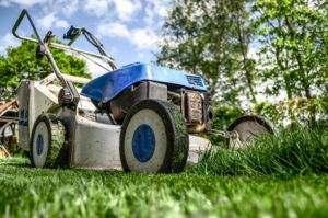 Praca w ogrodzie może być wygodniejsza z własnym agregatem, dzięki czemu nie trzeba będzie ciągnąć kabla od domu aż na krańce działki.