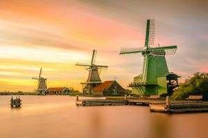Holandia jest miejscem powstania firmy Aggreko, która szybko podbija zagraniczne rynki.