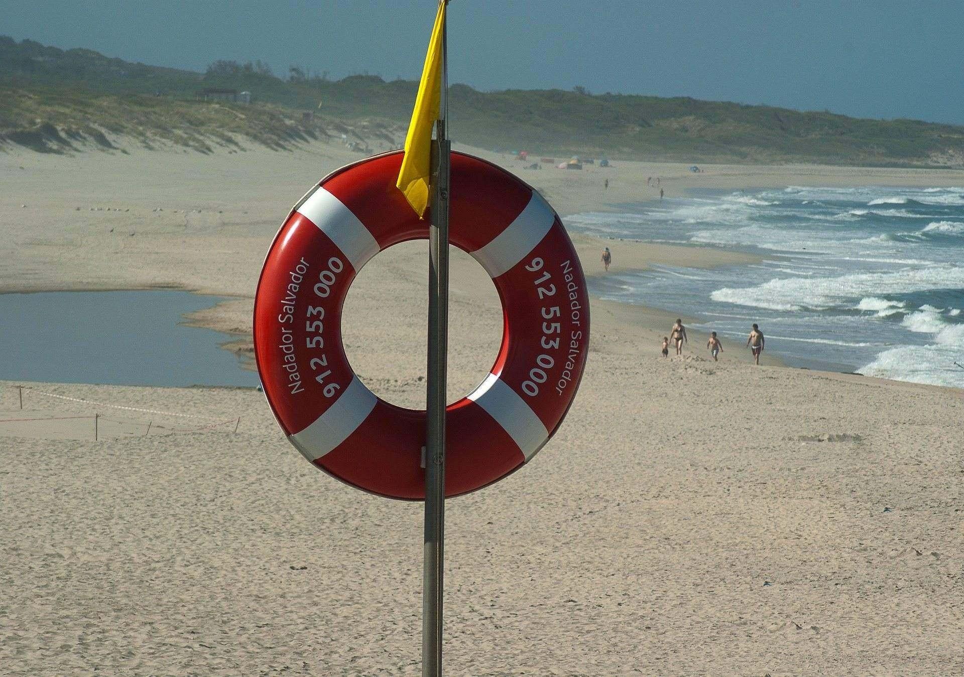 koło ratunkowe - bezpieczeństwo